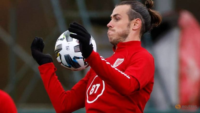 Bale enjoying the game again after Spurs switch, says Wales' Page
