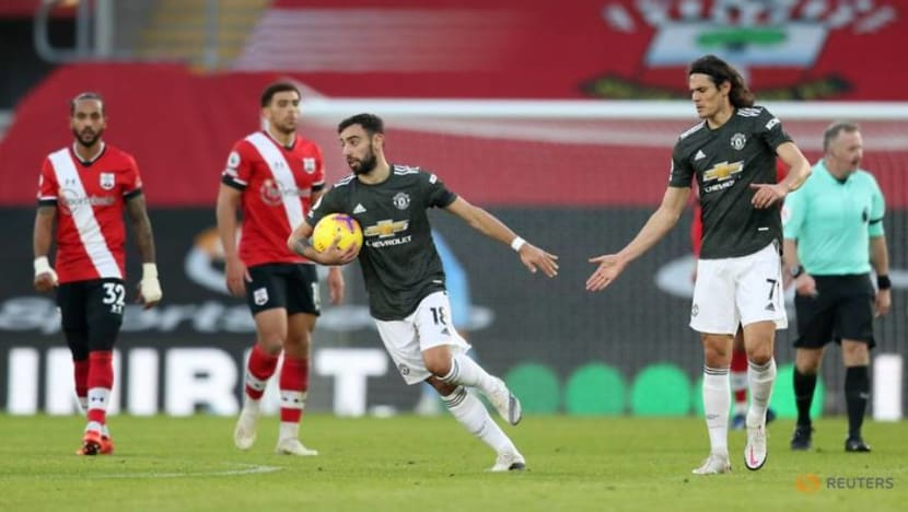 Football: Fernandes and Cavani have made Man Utd contenders, says Rooney