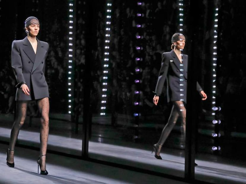The mess of modern power dressing: Many proposals, few conclusions this fashion season