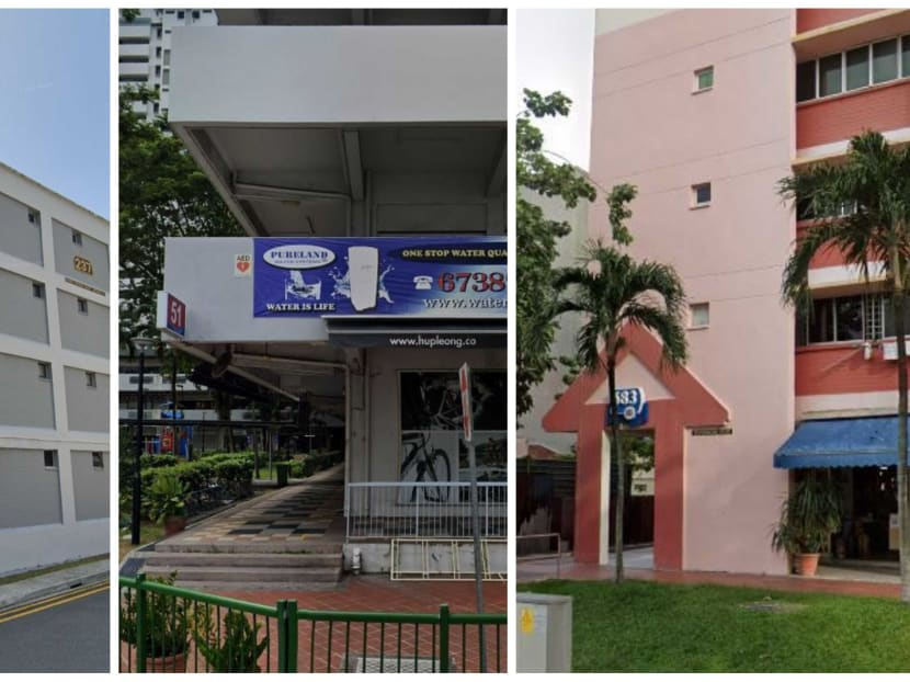 Mandatory COVID-19 testing for 3 HDB blocks at Bukit Batok East, Chin Swee Road and Tessensohn Road