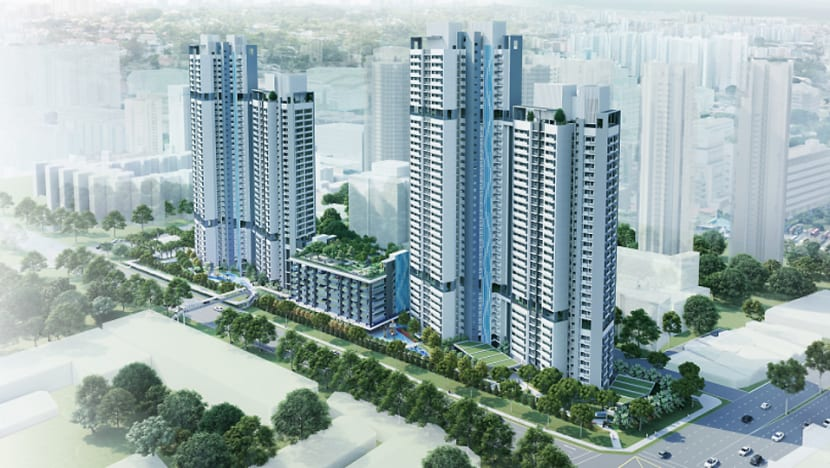 HDB launches 6,753 new flats in May sales exercise
