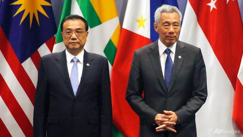 Beijing welcomes Singapore's efforts in promoting ASEAN-China ties