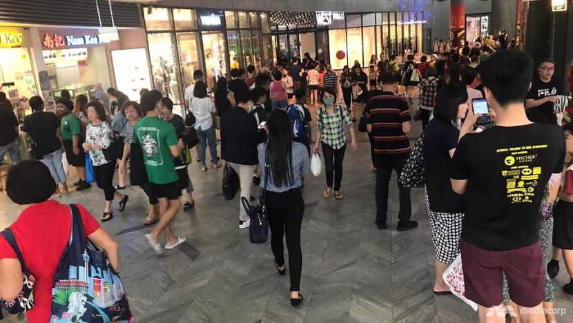 COVID-19: Singaporeans urged to defer non-essential trips to malls