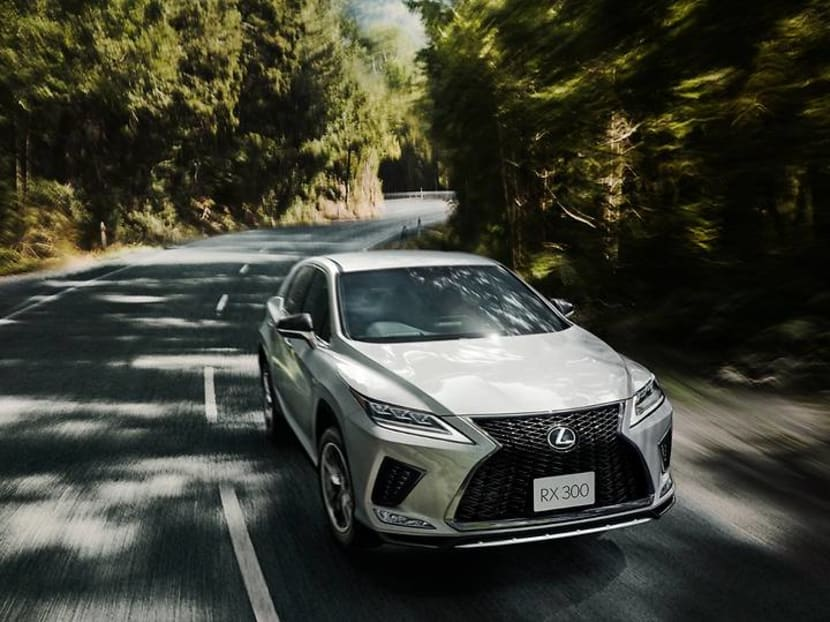 You can now purchase a Lexus car online, without having to visit a showroom