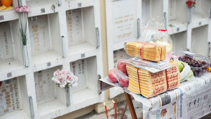 Commentary: Why crowds will keep heading to the cemeteries and columbaria during Qing Ming
