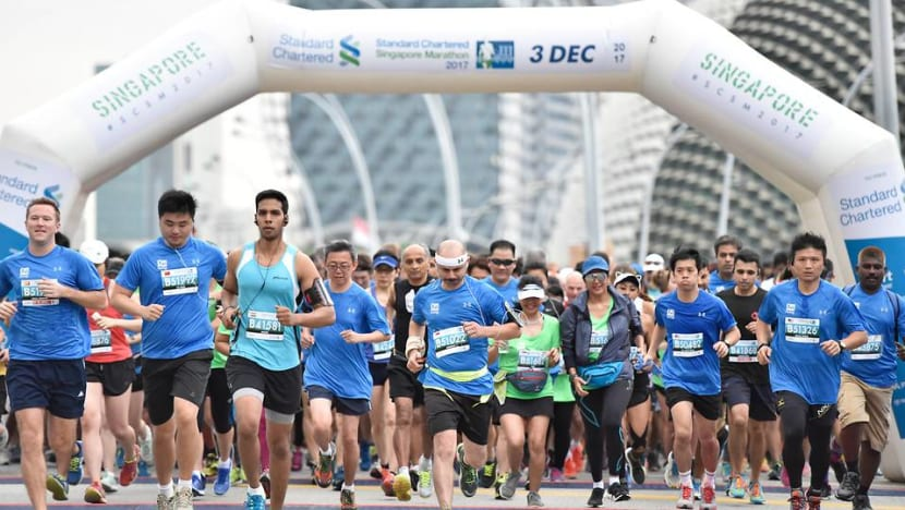 Standard Chartered Singapore Marathon to be held at night for the first time