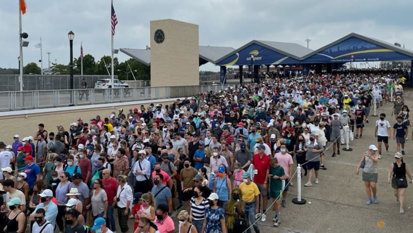 Tennis: Fans return to Flushing Meadows as US Open gets underway