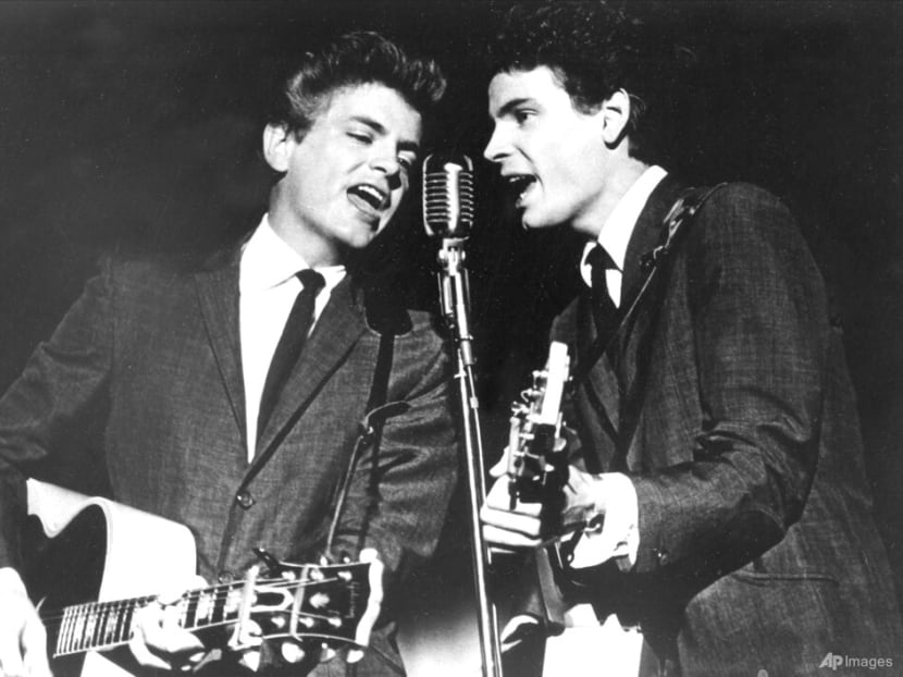 Don Everly of chart-topping Everly Brothers duo dies at 84