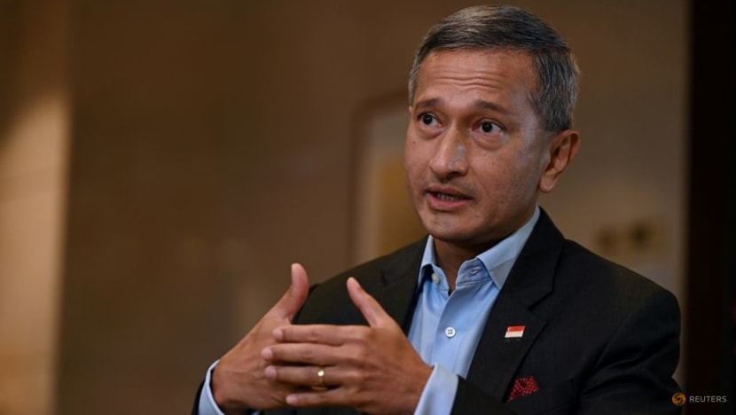 Foreign Affairs Minister Vivian Balakrishnan to attend UN General Assembly in New York