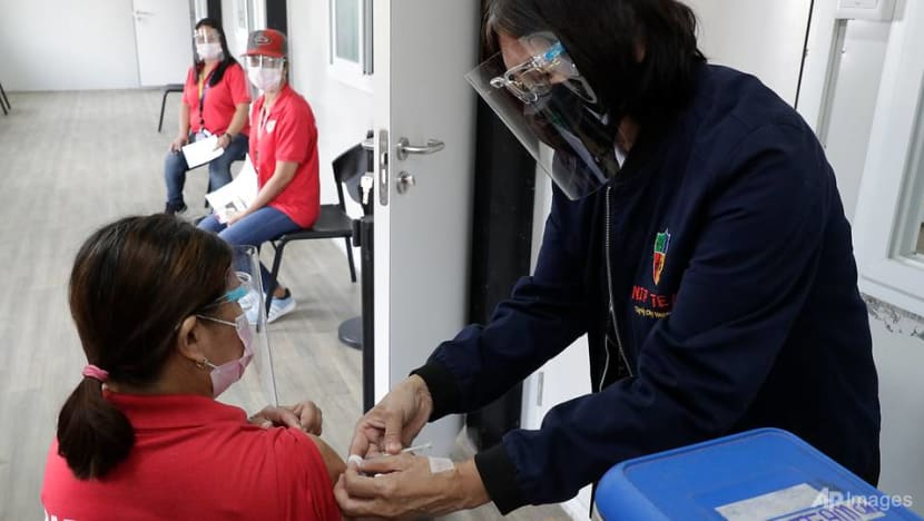 Rumours and fear dog Philippine plan for COVID-19 vaccine drive