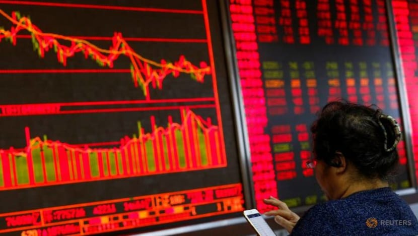 Sell-off in China shares extends rout in US-listed shares