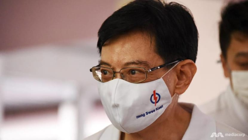 Police confirm reports made against DPM Heng over comments at NTU forum, but no offence found