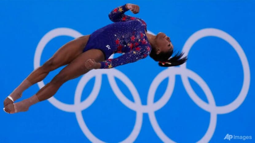 Gymnastics: Biles spells out struggles, no clear word on further participation at Olympics