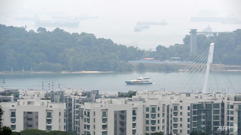 Singapore's air quality may enter 'unhealthy' range in the next 24 hours: NEA