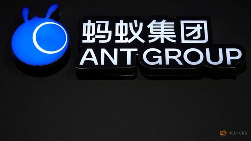 China's Ant Group CEO leaves after failed IPO prompts revamp