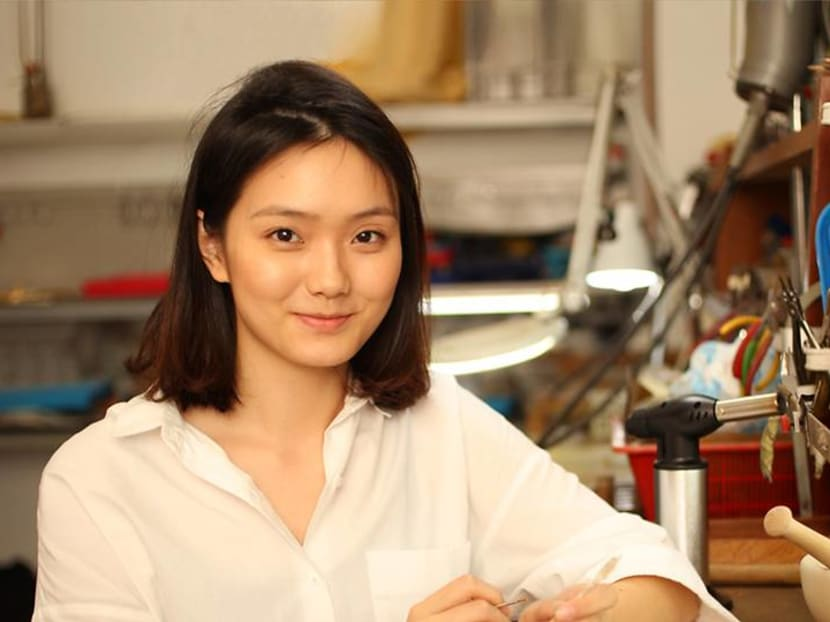 Creative Capital: Singapore's youngest enamel artist creates bespoke pieces for Southeast Asian royalty