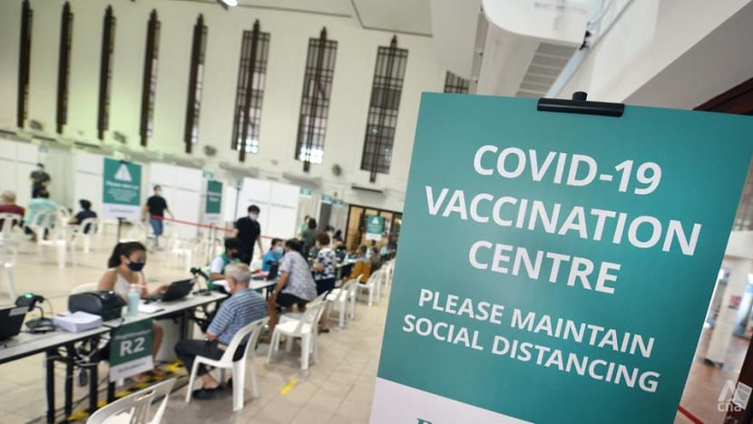 Short-term pass holders on extended stays in Singapore now eligible for free COVID-19 vaccination