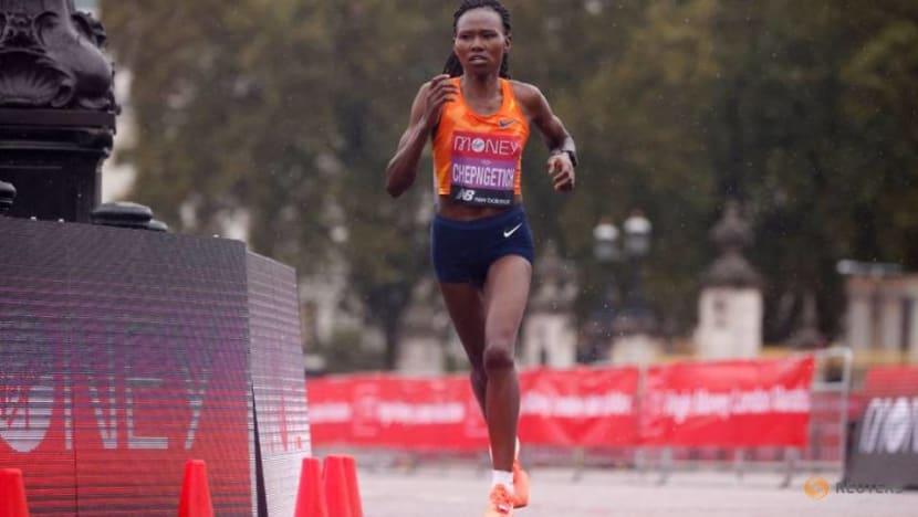 Athletics: Kenya's Chepngetich breaks half marathon record in Istanbul