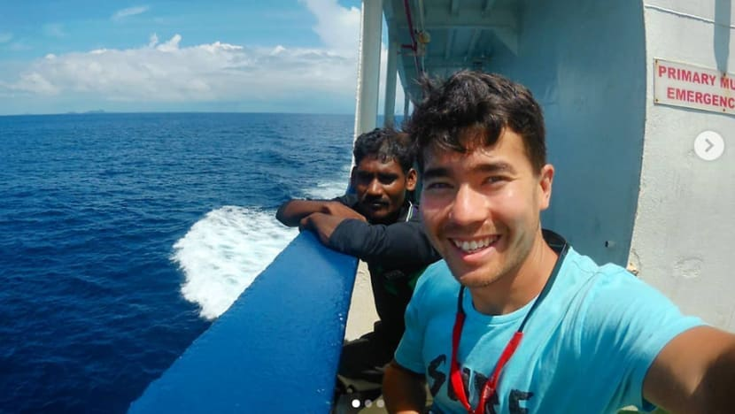 Diary of dead American 'missionary' reveals his last days in Andaman islands