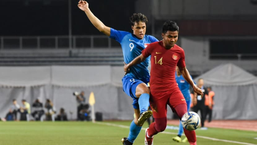 Football: Singapore's poor start continues after 2-0 loss to Indonesia at SEA Games