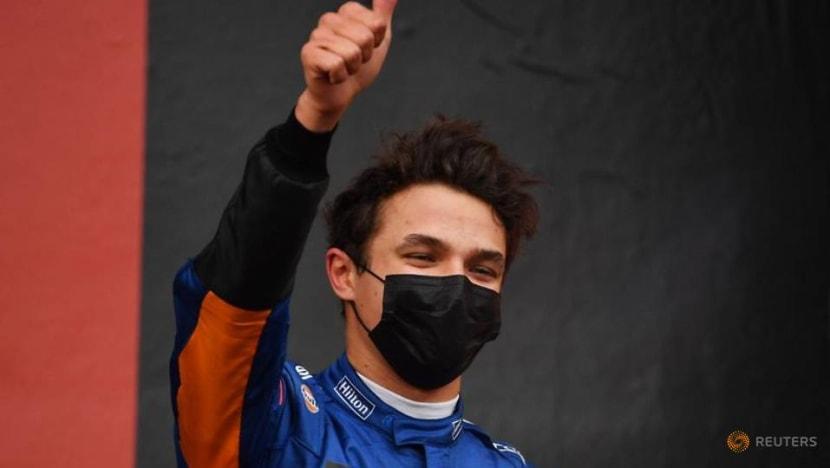 Formula 1: Norris has made a step up, says McLaren boss