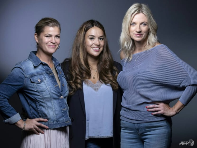 'Haunted': Ex-models speak out against former chief of top modelling agency