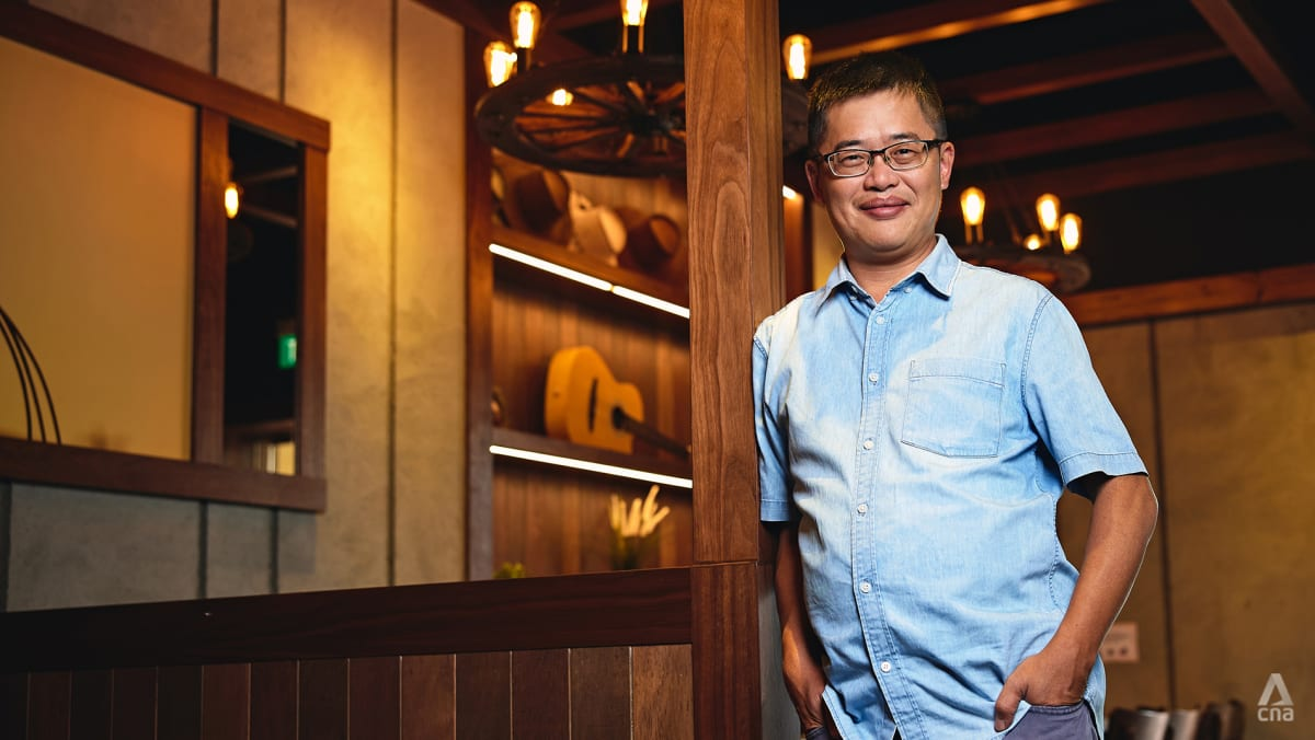 'Good food doesn't have to be expensive': Astons founder Aston Soon - CNA