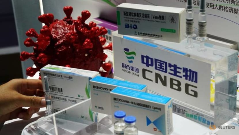 China gives its first COVID-19 vaccine approval to Sinopharm
