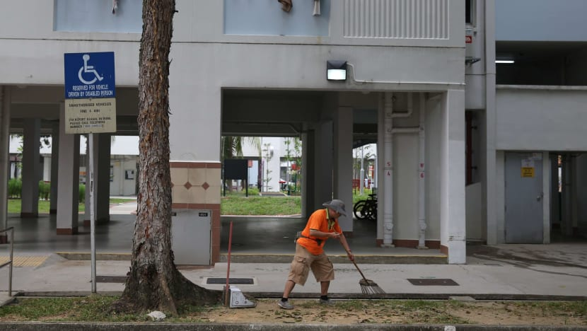 PAP town councils to provide outsourced workers with dedicated rest areas