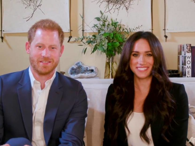 Duke and Duchess of Sussex on importance of creating a better digital space