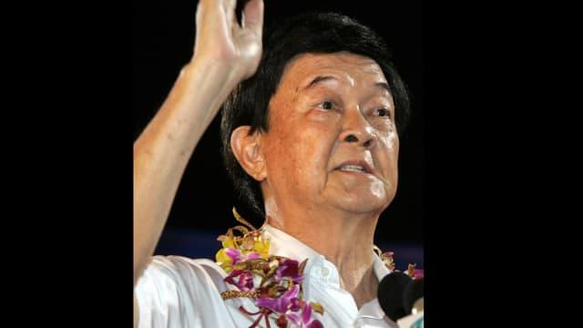 民主党前主席林孝谆逝世 享年85岁