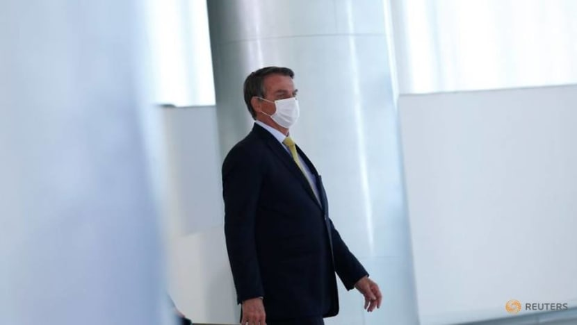 Bolsonaro fires Brazil health official after new COVID-19 vaccine graft accusation