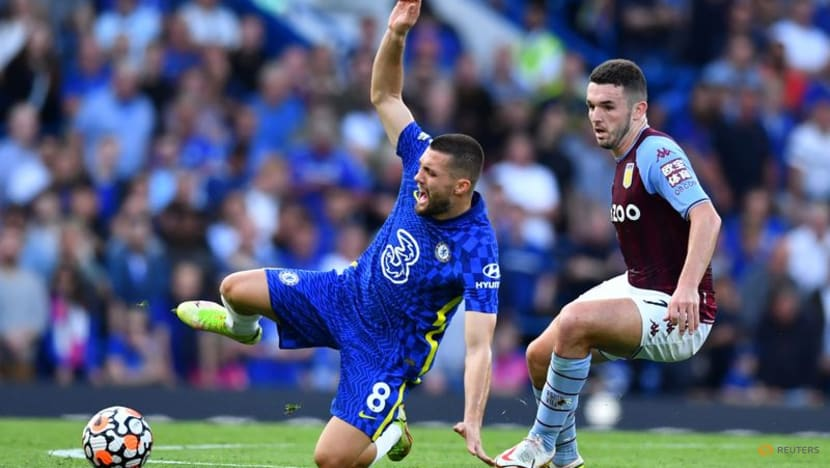 Football: Chelsea trying to identify fan who aimed sectarian abuse at Villa's McGinn