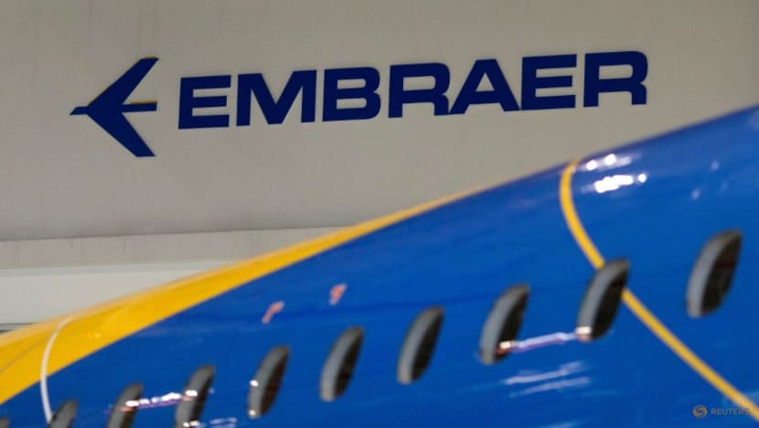 Brazil's Embraer and Kenya Airways agree to study flying taxis