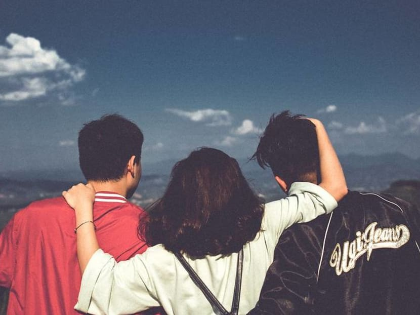 Friendships have a bigger impact on your health than romantic relationships