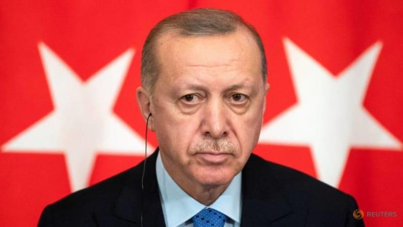 Turkey's Erdogan quits European treaty on violence against women