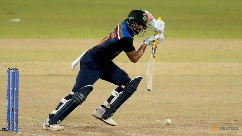 Cricket: India edge Sri Lanka in nervy run chase to clinch ODI series