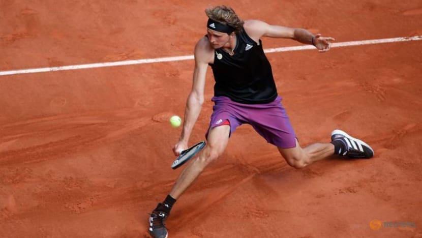 Tennis: Tsitsipas overcomes Zverev fightback to reach first major final
