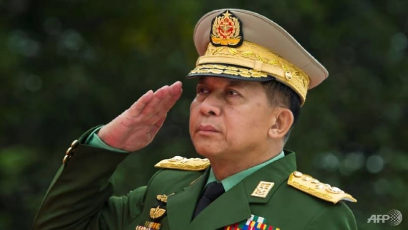 Commentary: US ban on Myanmar generals a lot of bark not very much bite