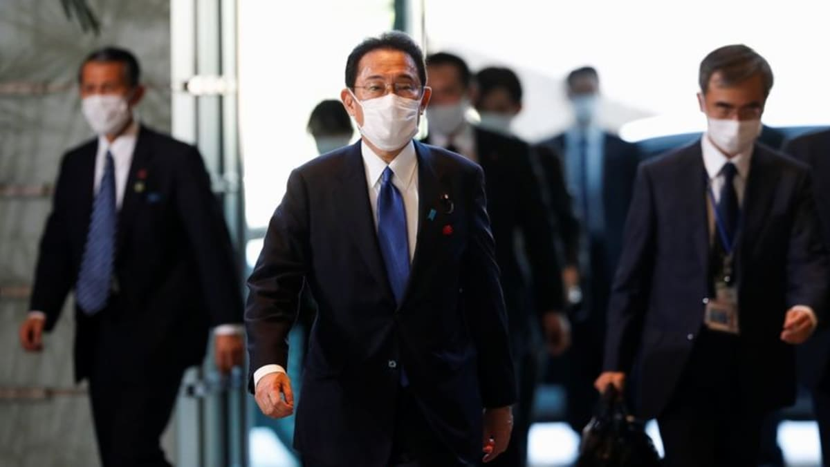 Picture - Japan to dissolve parliament, setting stage for general election