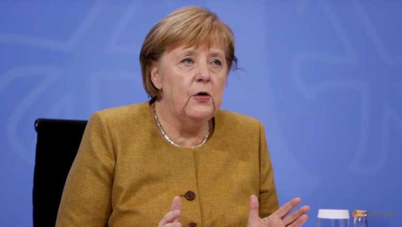Merkel urges Germans to be careful or risk third coronavirus wave