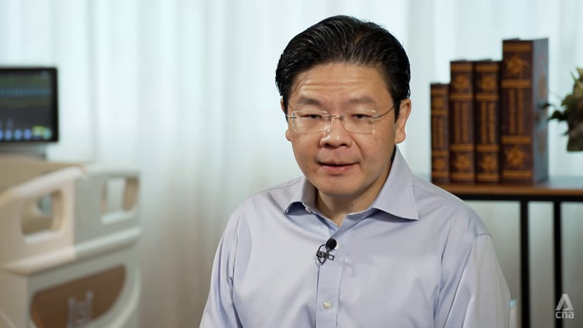 Finance Minister Lawrence Wong to attend G20 meetings in Venice; tax reform on agenda