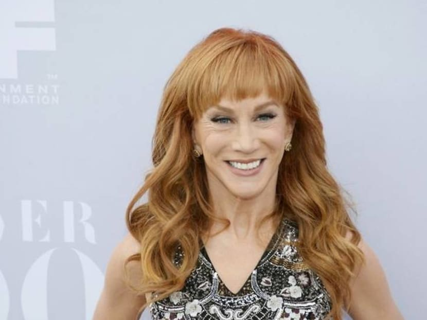 US comedian Kathy Griffin who has 'never smoked' to undergo surgery for lung cancer