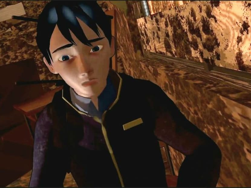 How a Singaporean spent 3 years to create a horror video game all by himself