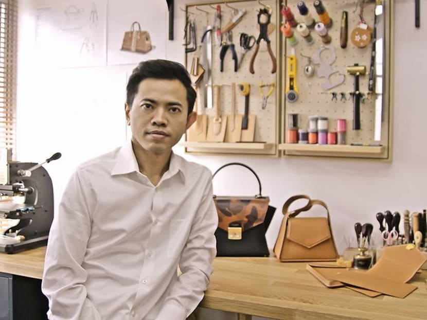 Creative Capital: This bespoke leathersmith makes award-winning bags you want to wear