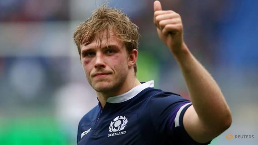 Rugby - Veteran Gray pleased to be back in Scotland set-up