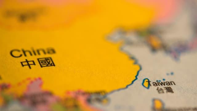 美国吁中国暂停对台湾的挑衅施压