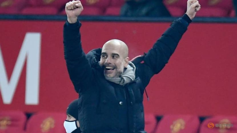 City outclass United in Manchester derby to reach League Cup final