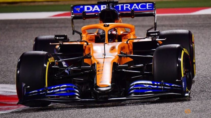 McLaren selling minority stake in F1 team; deal to value it at £560 million