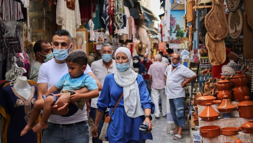 Tunisia to impose compulsory quarantine on visitors who have not been fully vaccinated against COVID-19